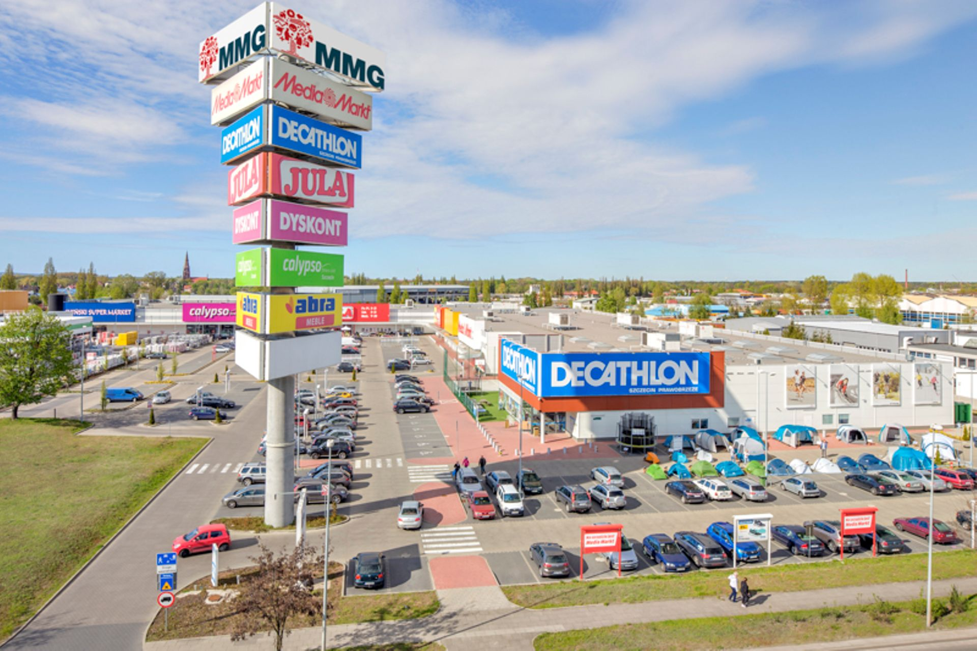 [Szczecin] Galeria MMG Centers Szczecin oferuje największy w Polsce salon łazienek