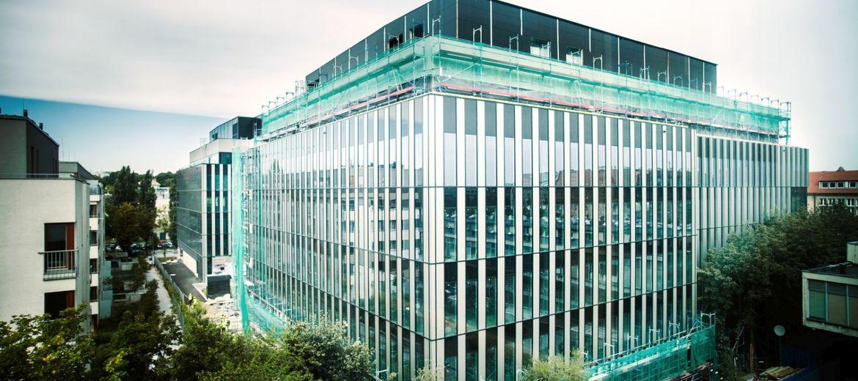 Światowa firma budowlana otwiera