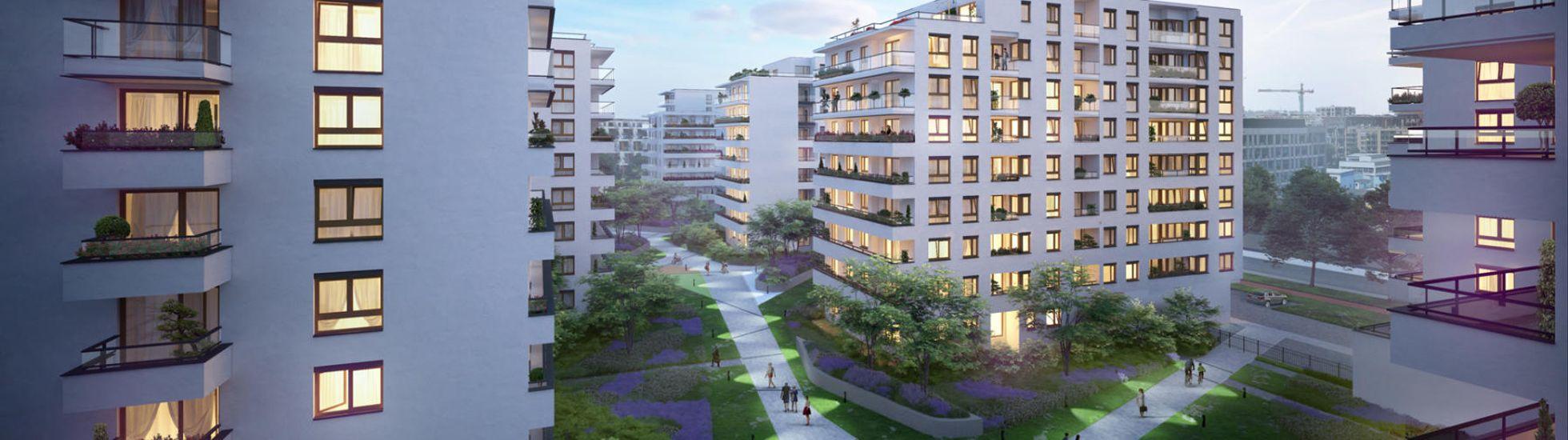 Warszawa: Pozytywny Mokotów – Yareal buduje osiedle na kilkaset mieszkań