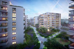 Warszawa: Pozytywny Mokotów – Yareal buduje osiedle na kilkaset mieszkań [WIZUALIZACJE]