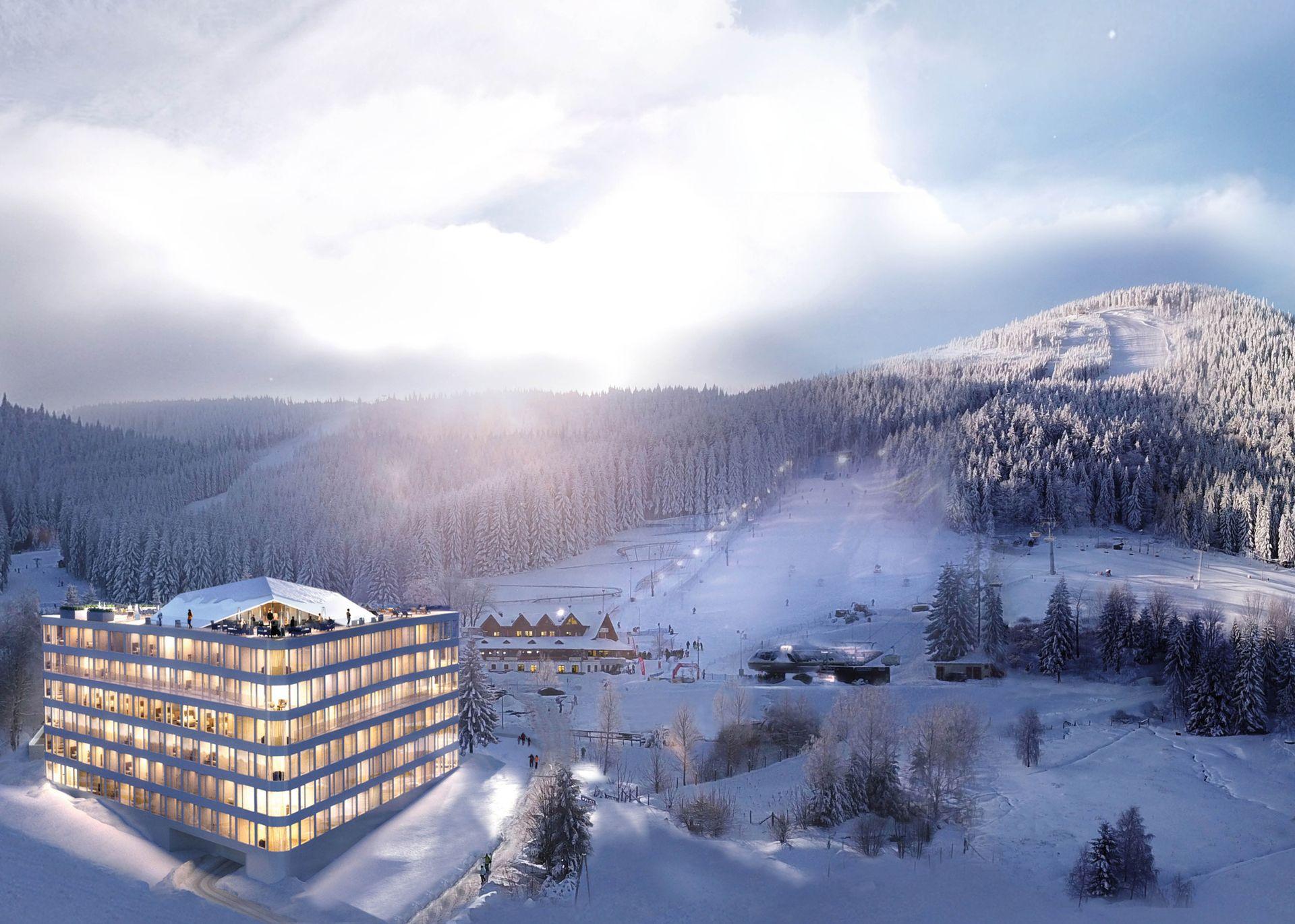 Biała Perła – zarabiaj i korzystaj z masy atrakcji Czarnej Góry Resort