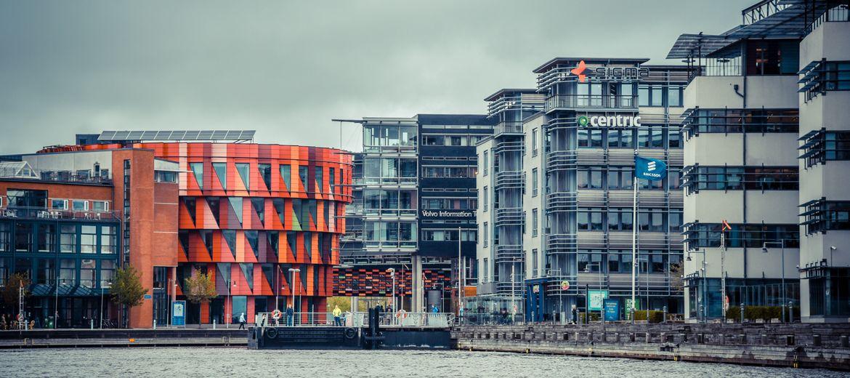 Biuro Sigma AB w Göteborgu