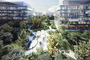 Warszawa: zielony kampus Forest z kredytem na ponad 160 mln euro