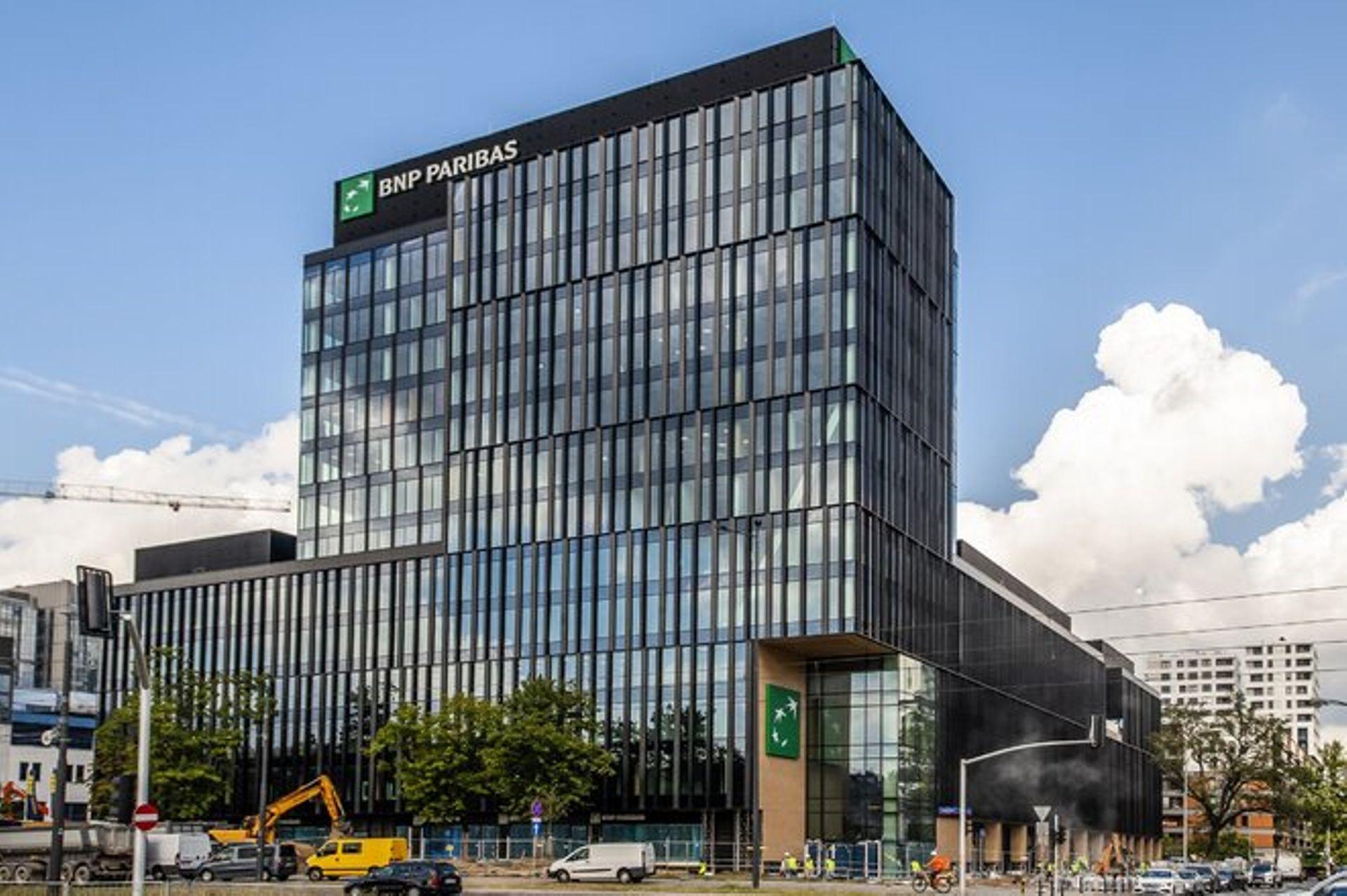 Yareal ukończył budowę pierwszego biurowca w kompleksie LIXA