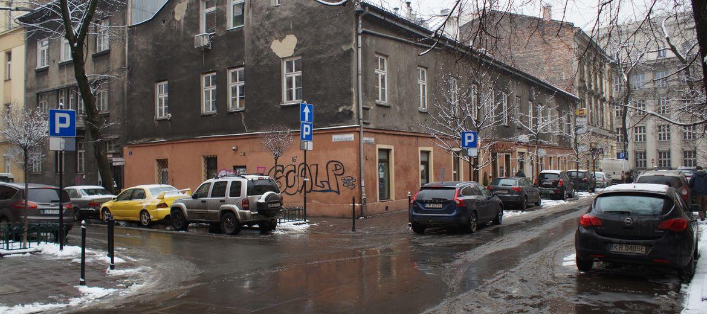 Kraków: Przy ulicy Librowszczyzna