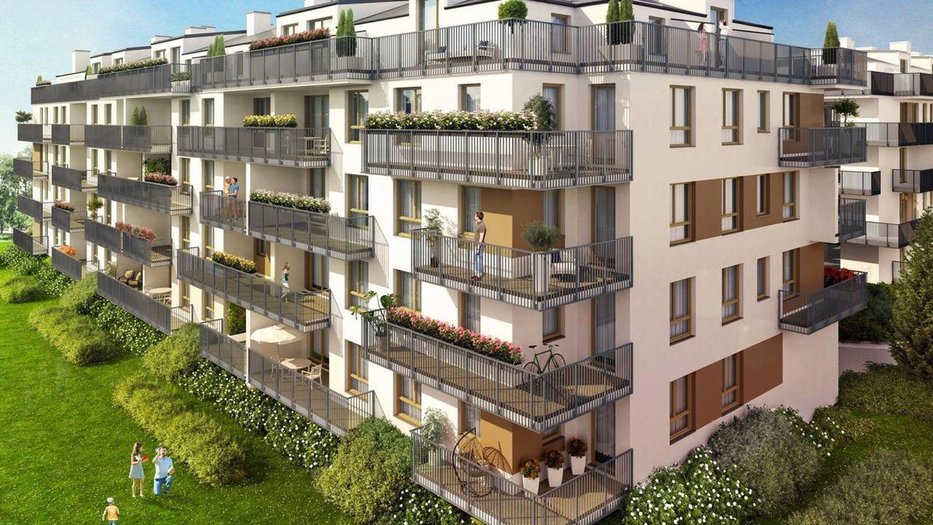 Warszawa: Głębocka – Dom Development zbuduje nowe osiedle na Białołęce