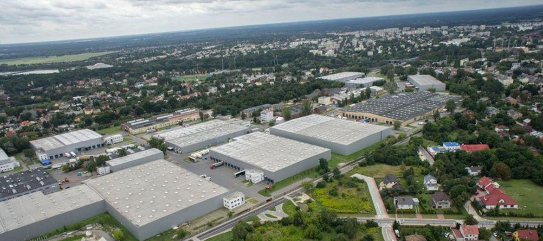 Środkowoeuropejskie centrum dystrybucyjne światowej