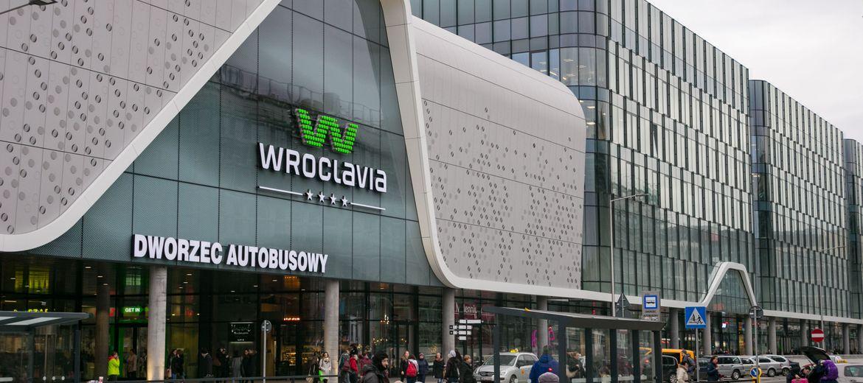 Wroclavia najlepszym centrum handlowym