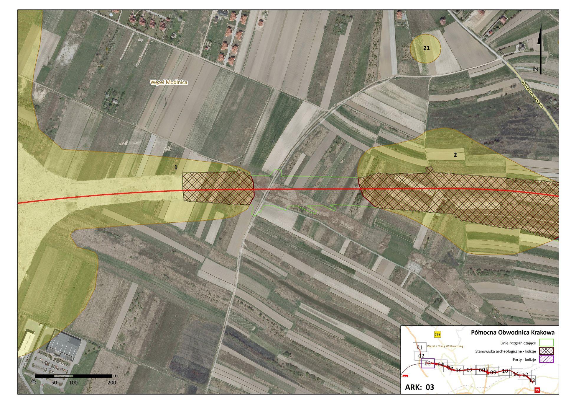Rusza budowa długo wyczekiwanej Północnej Obwodnicy Krakowa