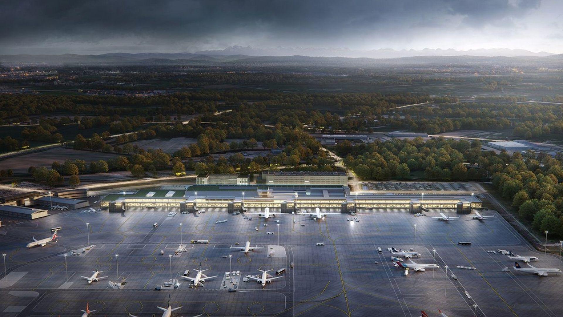 Kraków: Coraz bliżej do rozbudowy lotniska