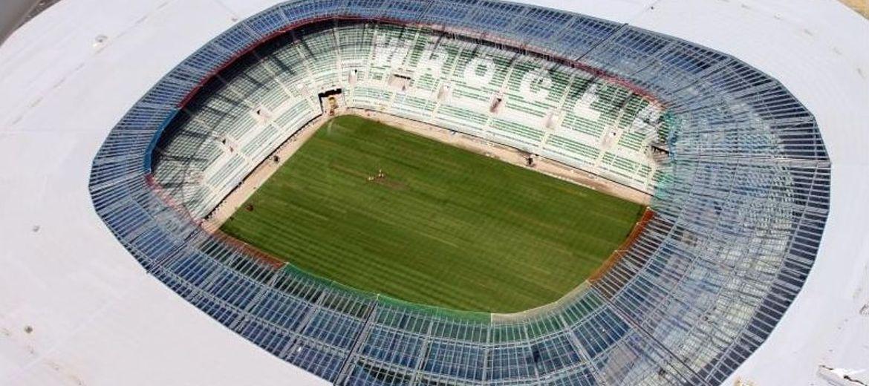 Stadion Miejski będzie Tauron