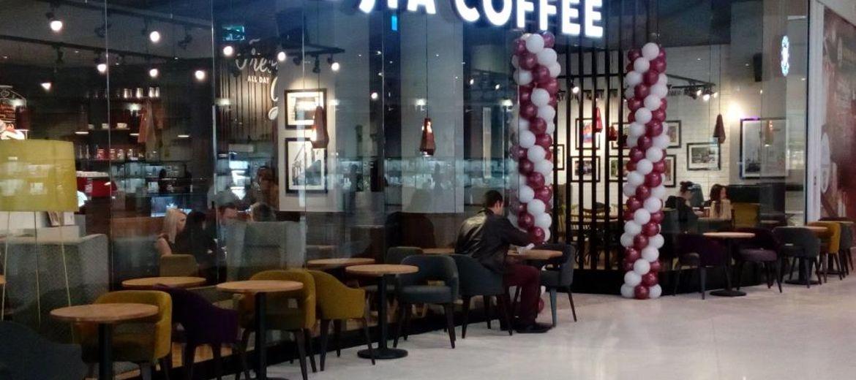 Costa Coffee otworzyła dwie