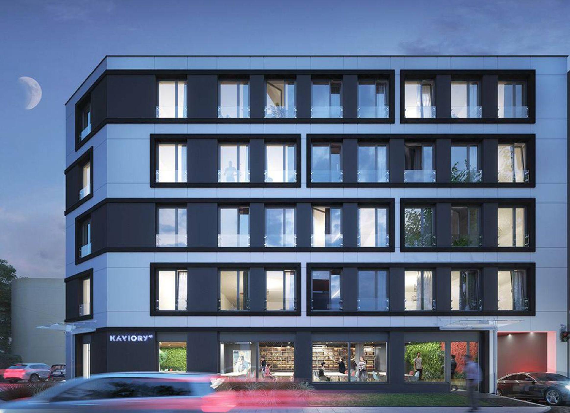 Kraków: Kaviory 41 – FUH Magnolia buduje na Krowodrzy. Oferuje mieszkania i lokale usługowe