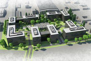 Wrocław: Nowa Strzegomska – GlobalLogic zatrudni w nowym kompleksie biurowym ponad tysiąc pracowników [WIZUALIZACJA]