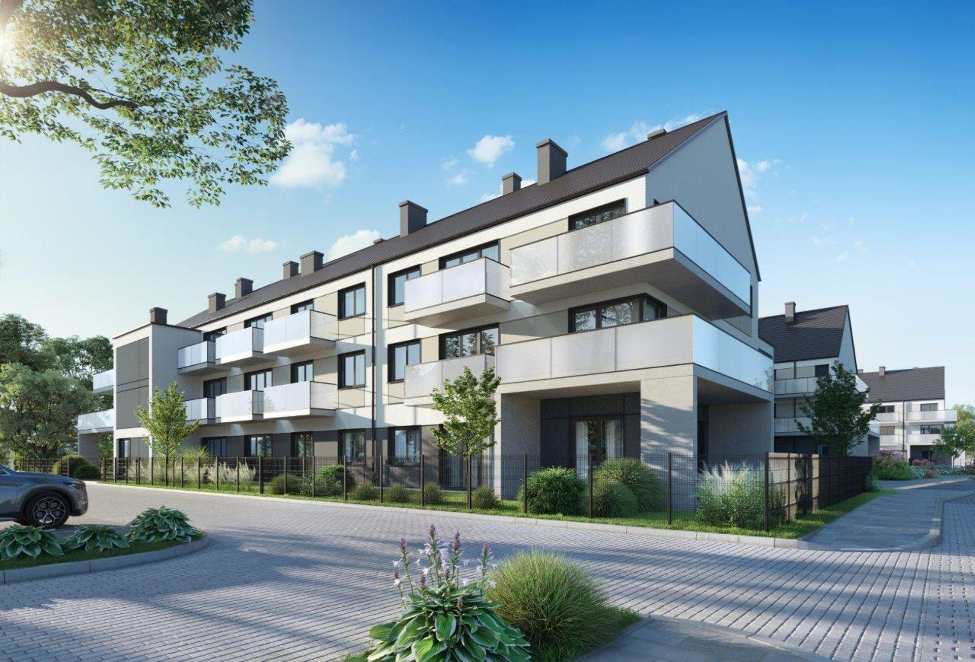 MaŚliczne – CTE znów inwestuje na zachodzie Wrocławia. Nowe mieszkania nad Ługowiną