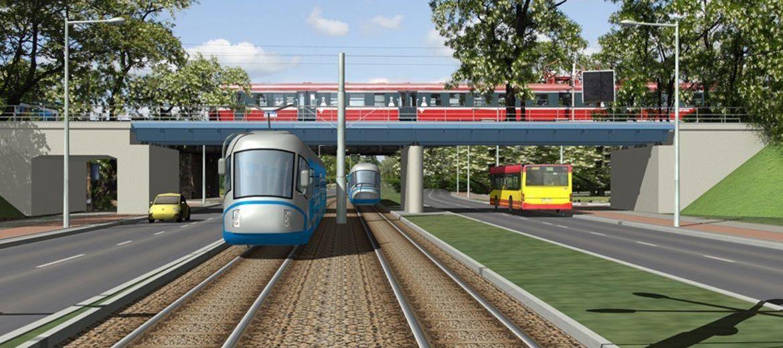 Wykonawcę trasy tramwajowej na