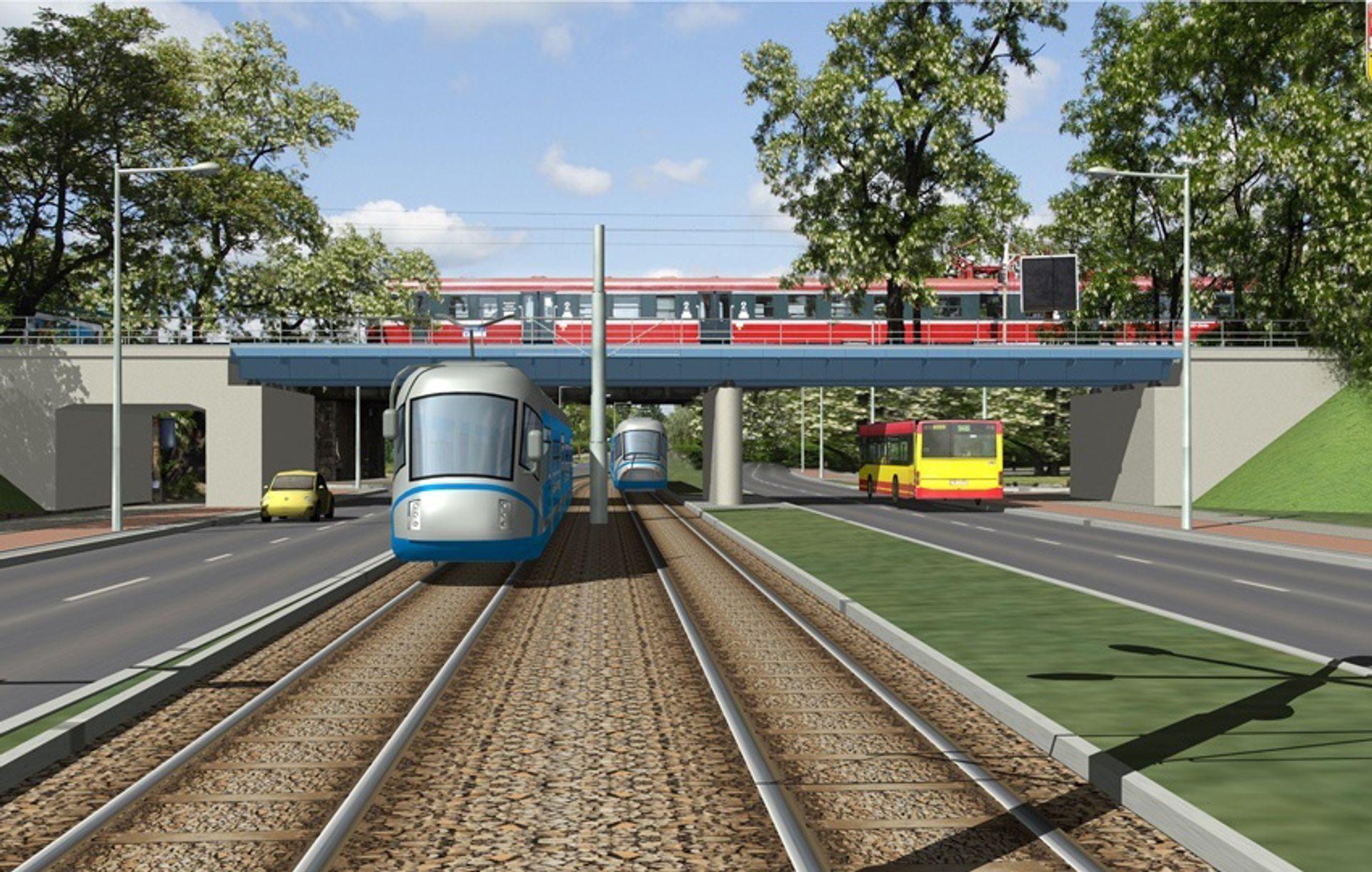 [Wrocław] Wykonawcę trasy tramwajowej na Popowice poznamy jeszcze w tym roku
