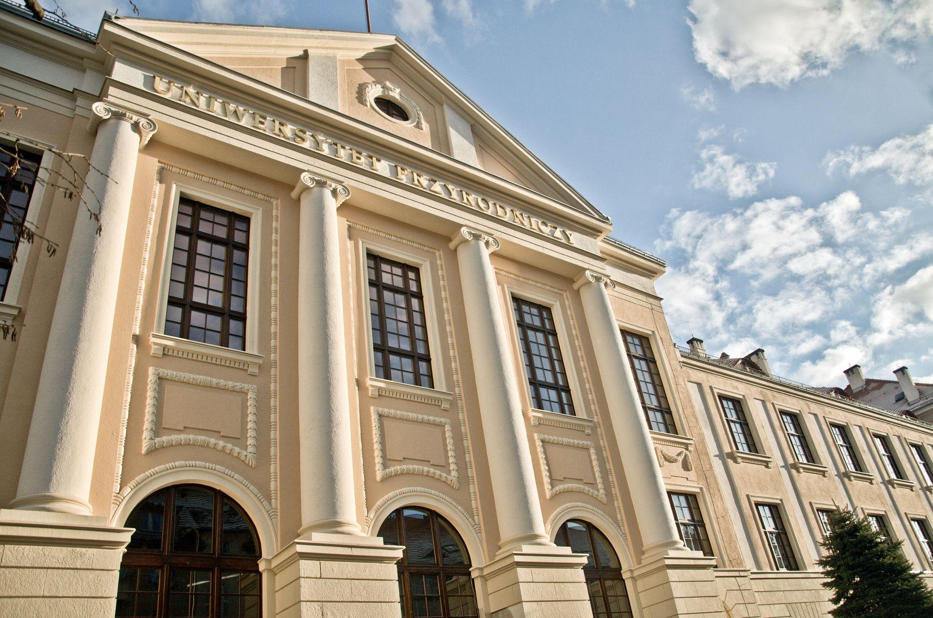 Wrocław: Uniwersytet Przyrodniczy szykuje rozbudowę. Brakuje kilkudziesięciu milionów