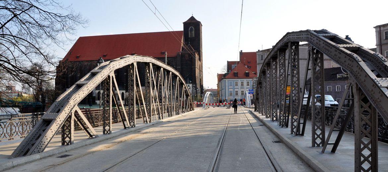 Tramwaje wróciły na mosty