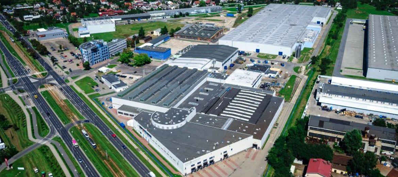 Otwarcie fabryk grupy BSH