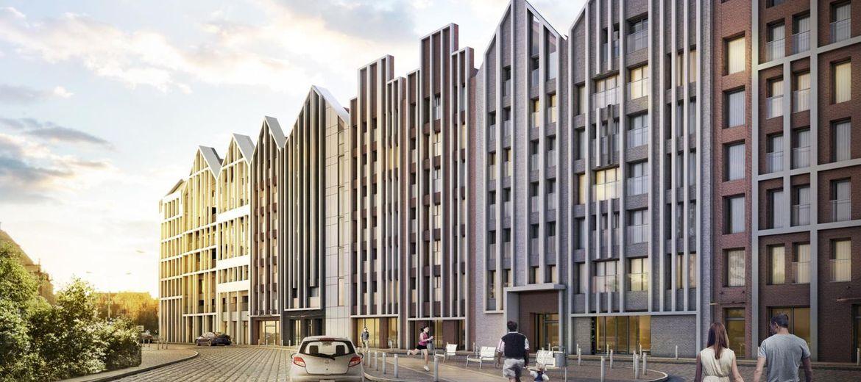 Rusza budowa luksusowego projektu