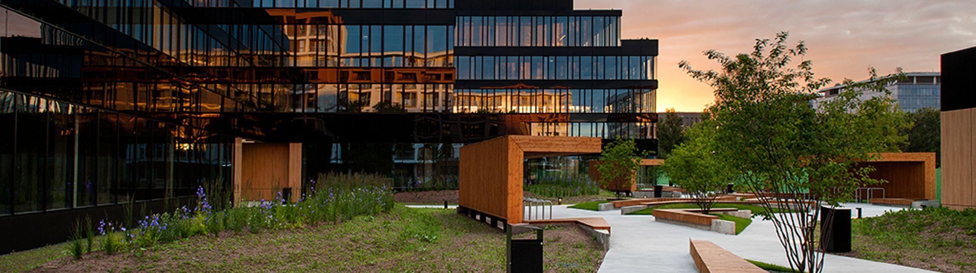 [Warszawa] Międzynarodowa firma medyczna otwiera siedzibę w biurowcu Neopark w Warszawie