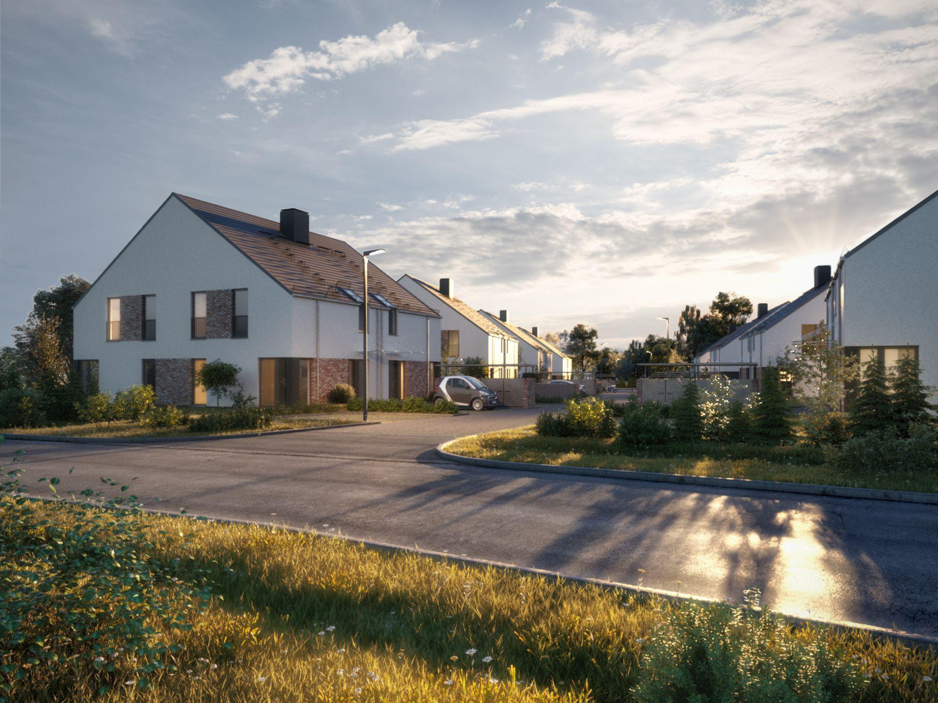 Wrocław: Rodzinna Enklawa – S&P Development buduje wille na Zgorzelisku