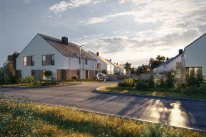 Wrocław: Rodzinna Enklawa – S&P Development buduje wille na Zgorzelisku [WIZUALIZACJE]