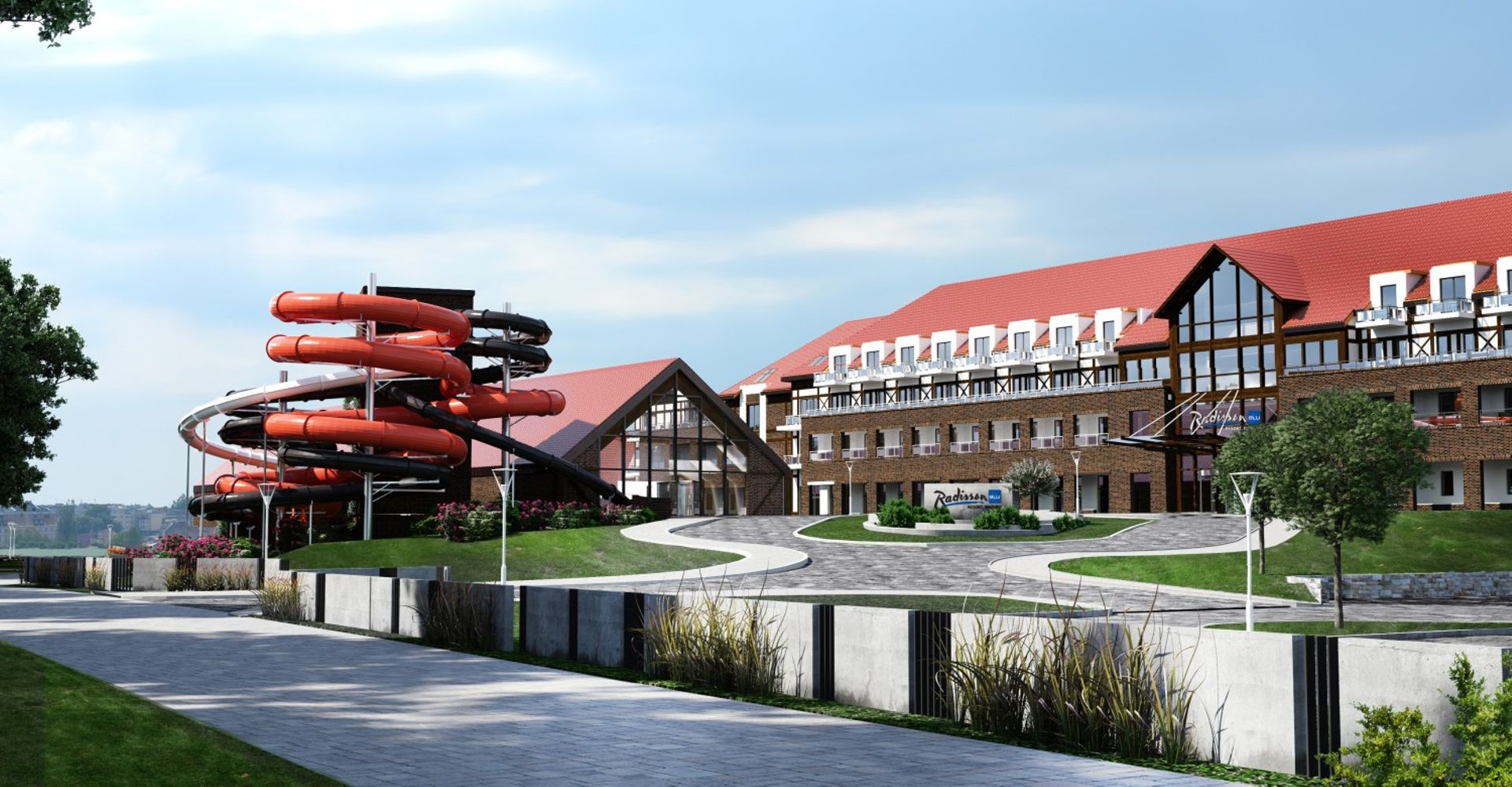 [warmińsko-mazurskie] Nowy hotel Radisson Blu Resort stanie w Ostródzie