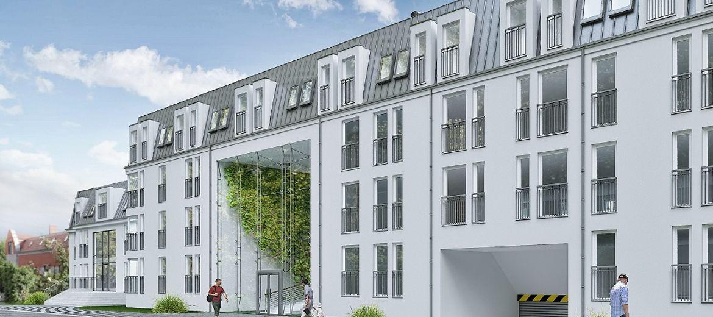 Sukces inwestycji Atrium Grunwald.