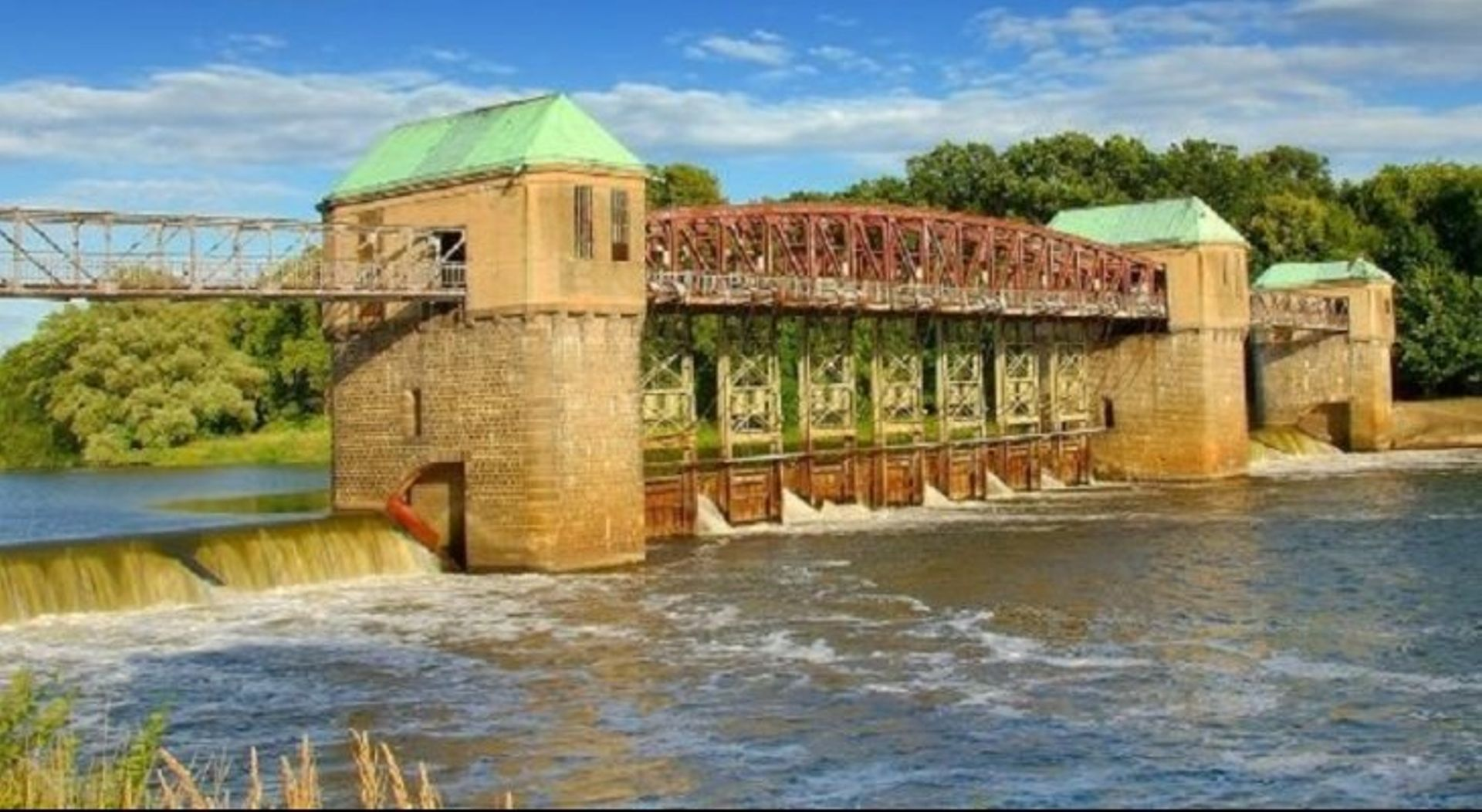 Wrocław: Za 50 mln zł na Odrze zostanie zmodernizowany stopień wodny Rędzin