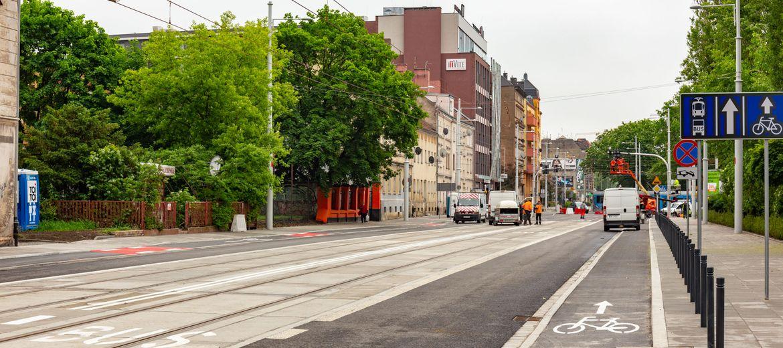 Wrocław: Wraca ruch na