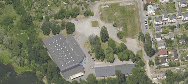 Wrocław: Deweloper chce zbudować ponad 400 mieszkań nad Oławą