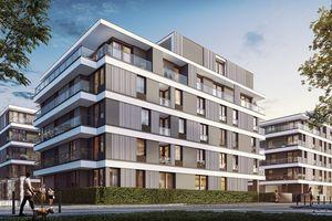 Warszawa: Rezydencja Iwicka – Yareal zbuduje 200-metrowe penthouse'y. Znów inwestuje na Mokotowie [WIZUALIZACJA]