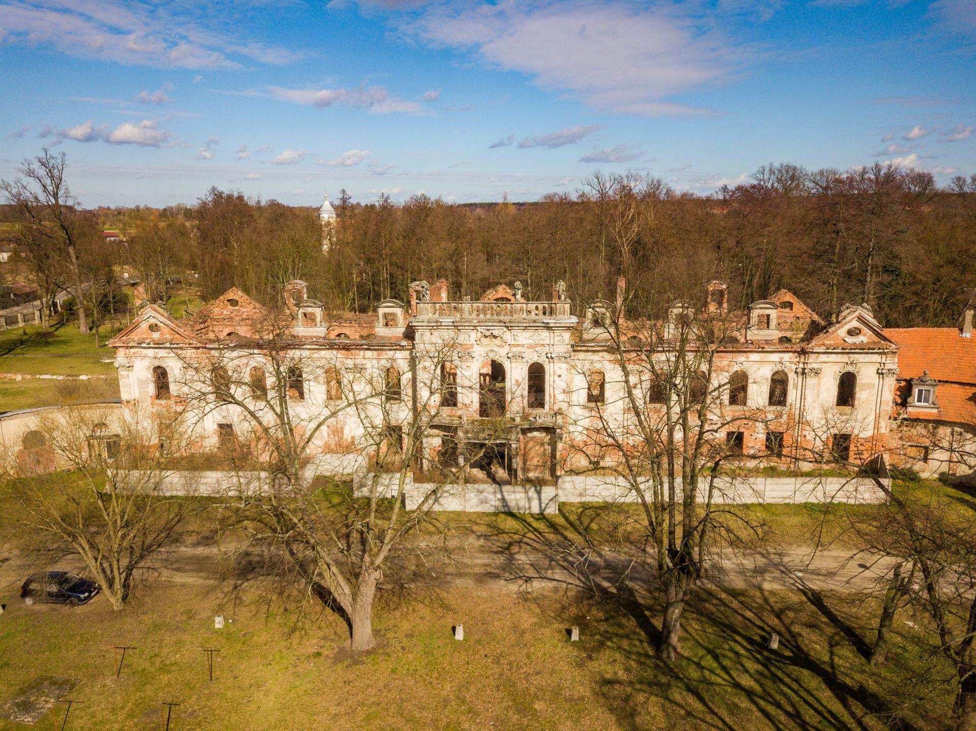 Dolny Śląsk: Zabytkowy pałac w Goszczu z rekordowym dofinansowaniem