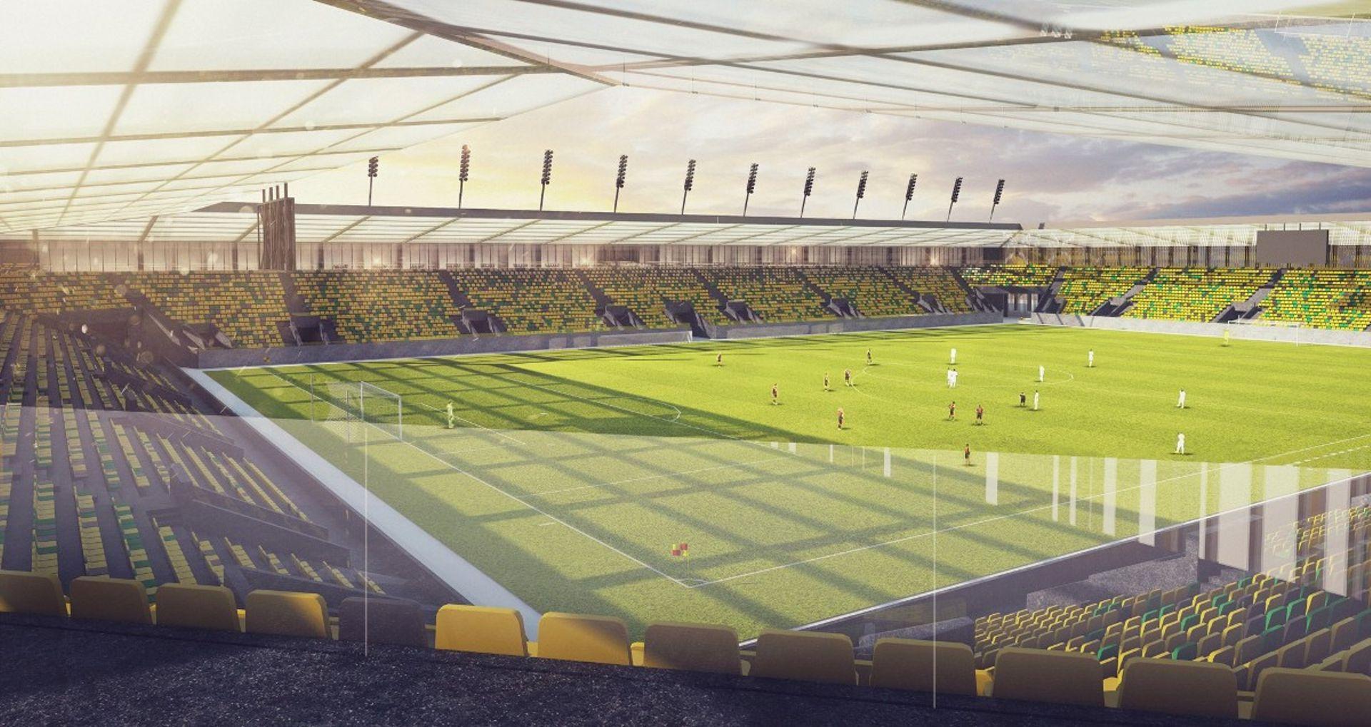 Katowice: Trwa przetarg na budowę nowego stadionu miejskiego