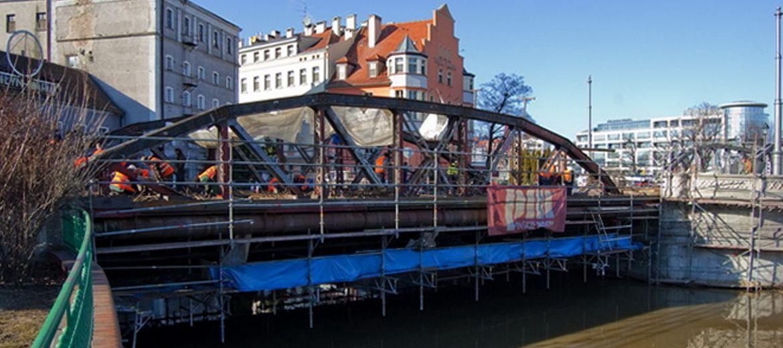 Znowu zmiany na mostach