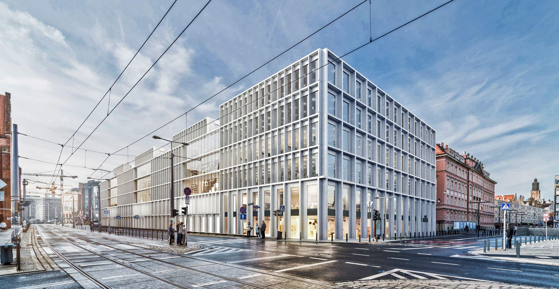 Wrocław: Firma ze Szwecji wynajmuje 1000 mkw. w biurowcu Nowy Targ