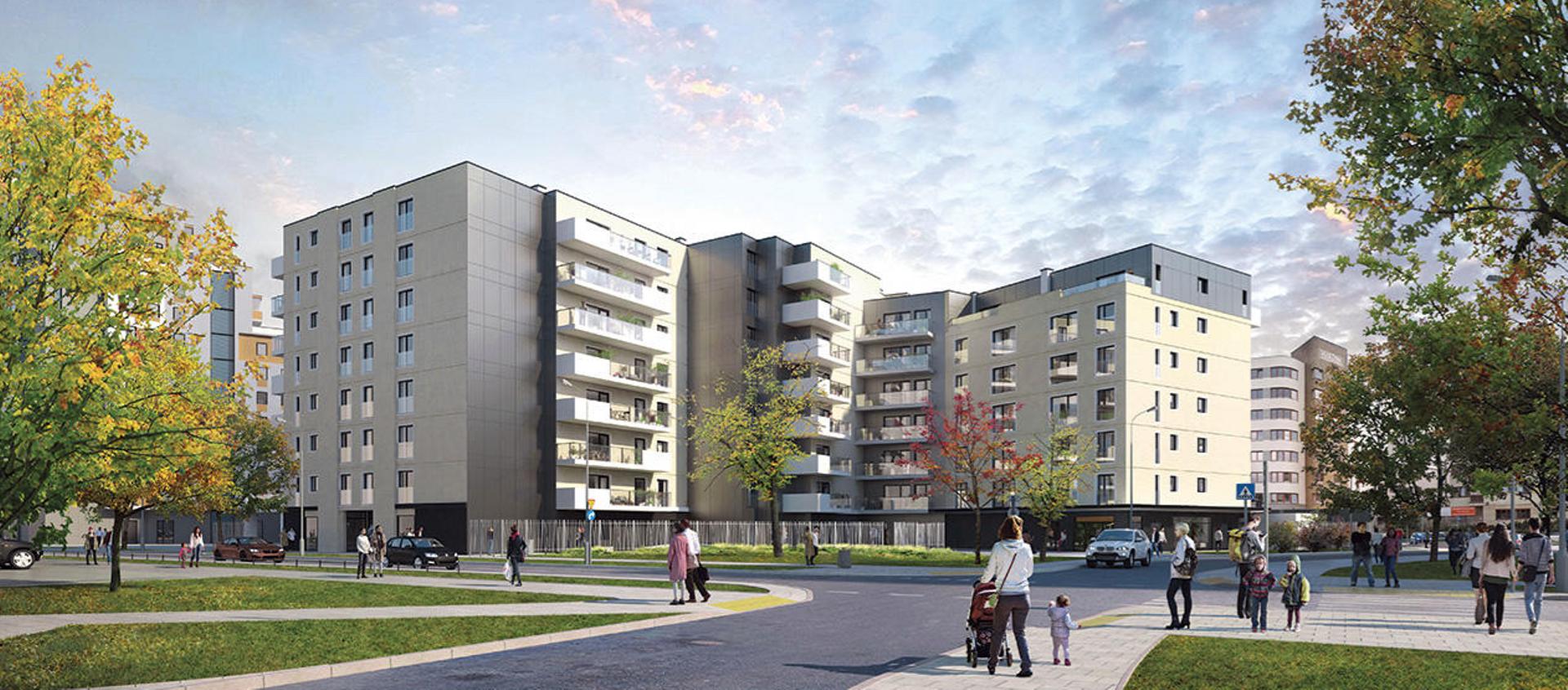 Warszawa: Wilanowska – Vinci zbuduje ponad sto mieszkań na Mokotowie