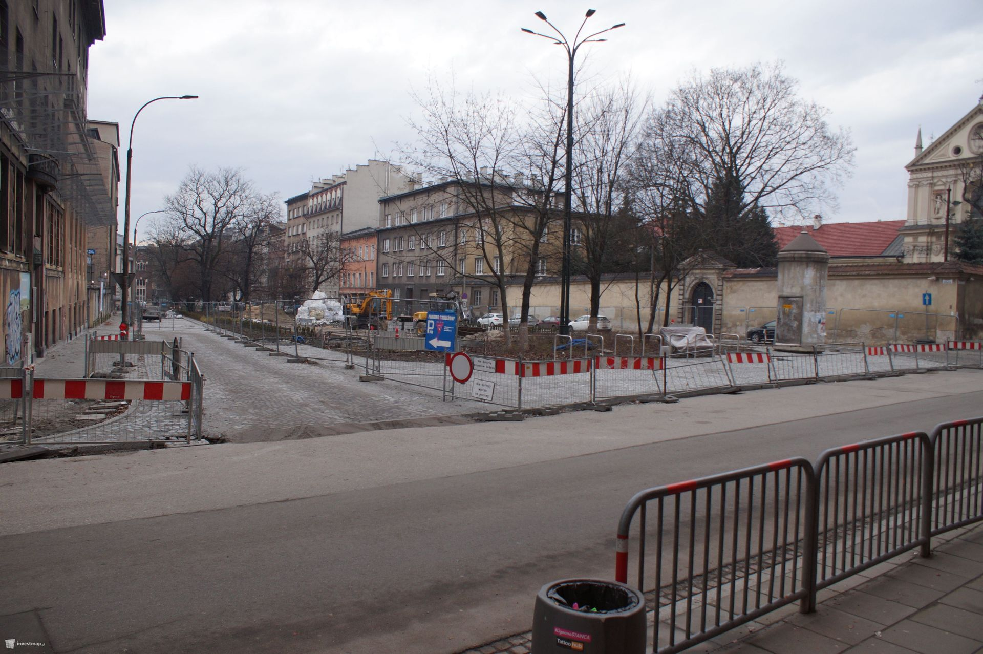 Kraków: Będzie nowy wykonawca przebudowy placu
