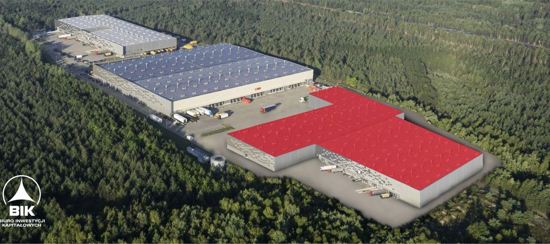 Śląskie Centrum Logistyczne wzbogaci
