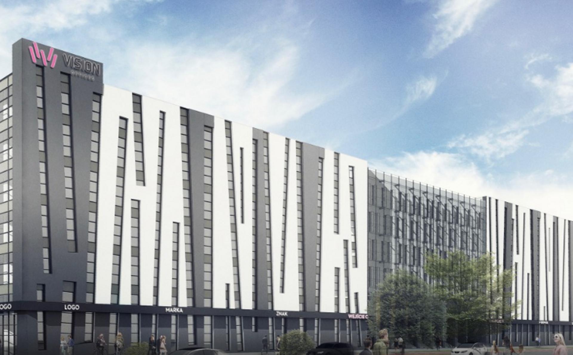 Wrocław: Biurowiec Vision Offices z nowymi najemcami