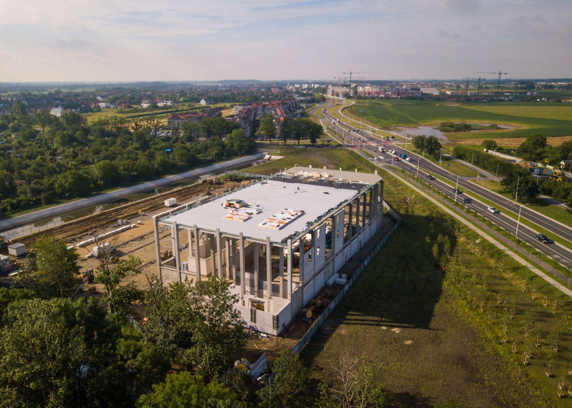 Wrocław: Lidl podaje termin otwarcia sklepu przy Buforowej