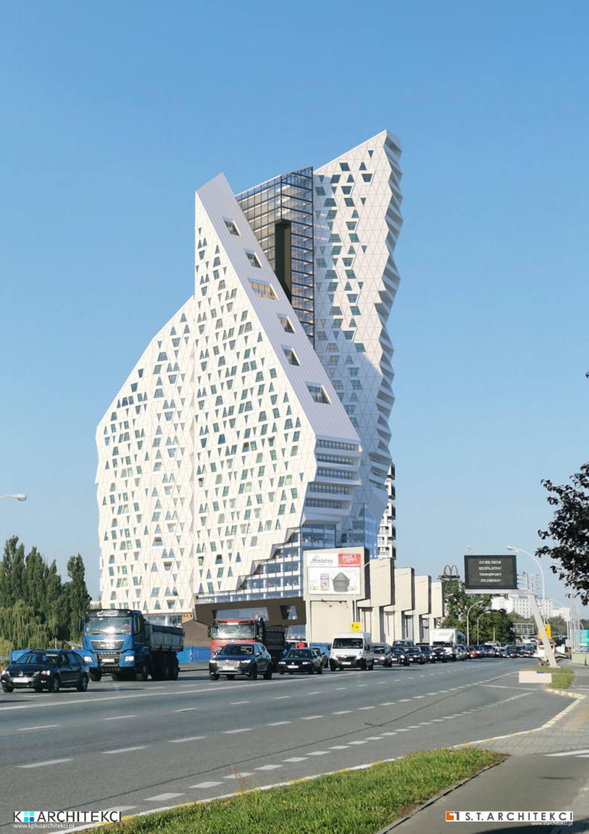 Rzeszów: Apklan chce wybudować kolejny mieszkalny wieżowiec