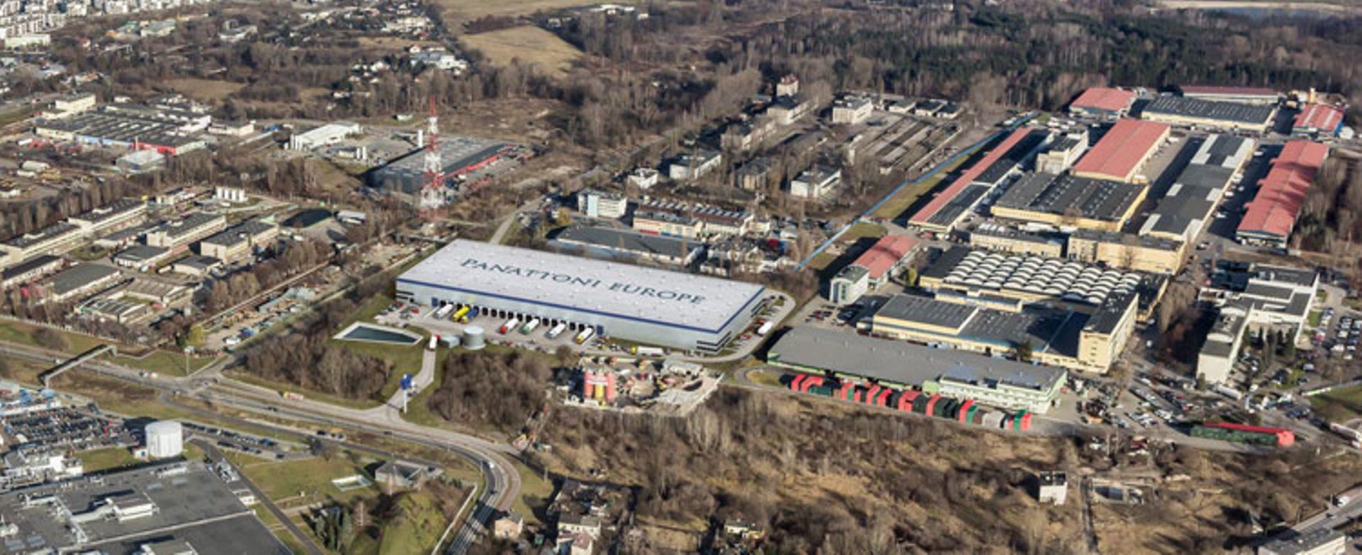 Warszawa: Na Targówku Fabrycznym powstanie nowy miejski park logistyczny Panattoni