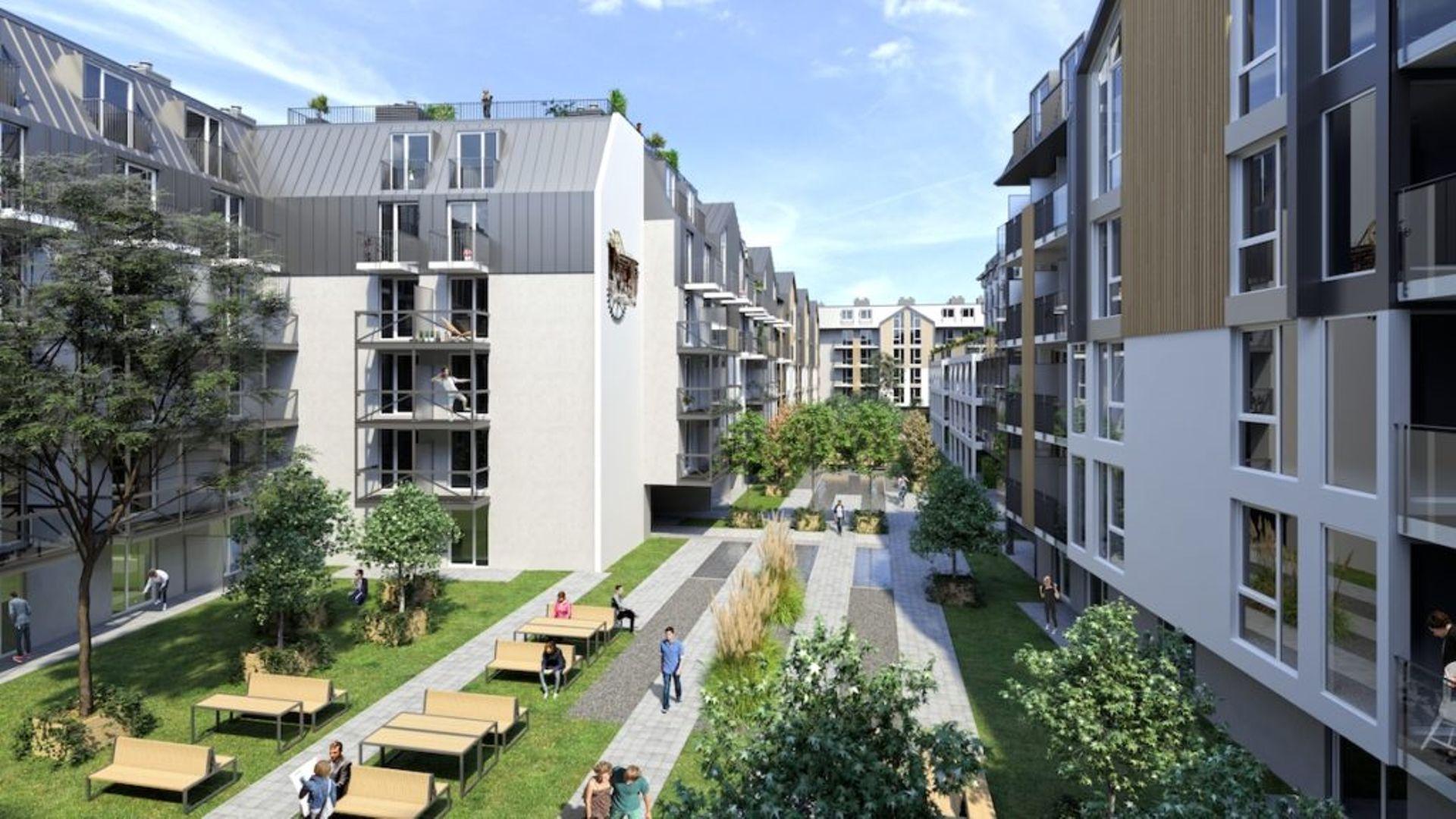 Osiedle Nadolnik Compact Apartments w Poznaniu liczy na różnych klientów