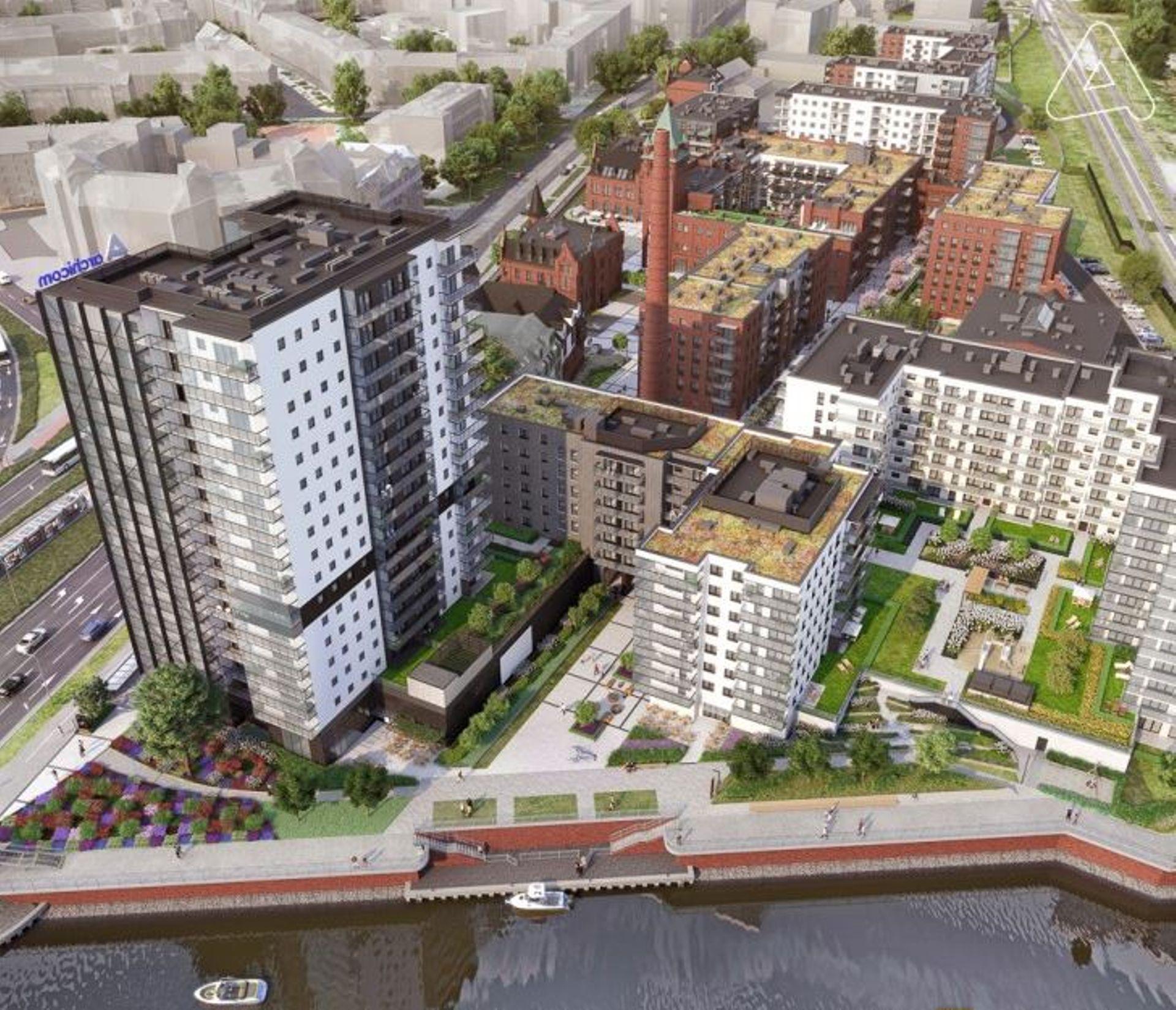 Wrocław: Echo Investment finalizuje zakup pakietu kontrolnego Archicomu