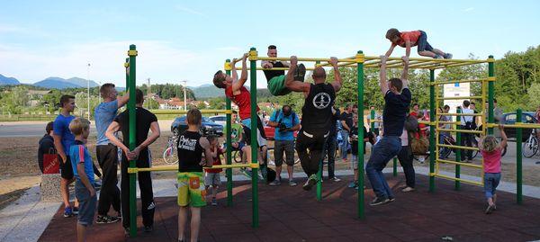 Wrocław: Nowa siłownia dla mieszkańców Kleciny i Krzyków. Prace mogą ruszać