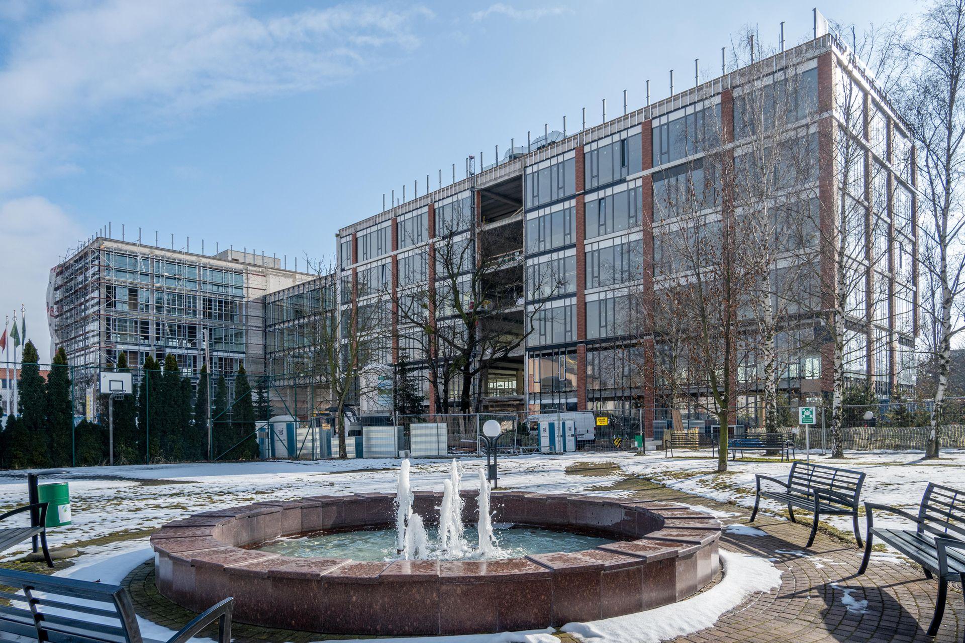 Amerykański GlobalLogic zatrudni docelowo we Wrocławiu tysiąc osób. Trwa budowa biurowca