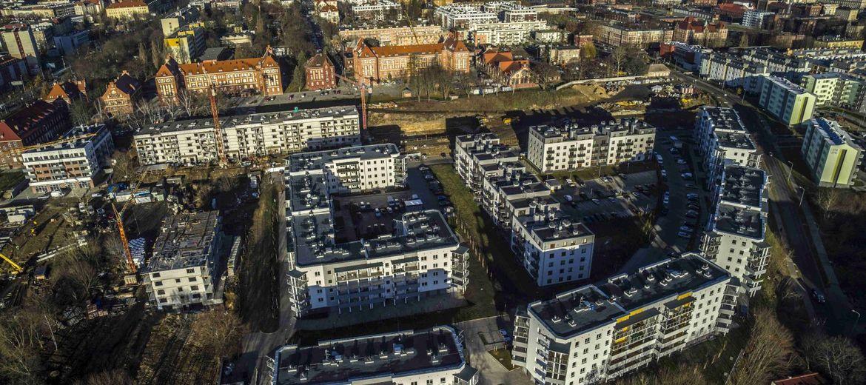 Osiedle Lewandowskiego w Szczecinie
